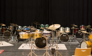 workshop drums